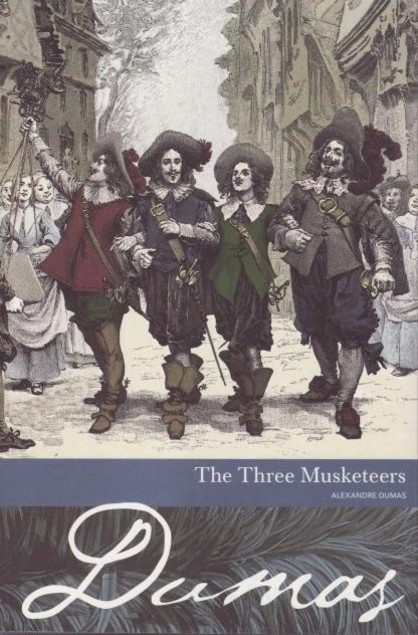 a character analysis of dartagnan from the book the three musketeers Everything you ever wanted to know about d artagnan in the three musketeers, written by masters of this stuff just for you  character analysis.