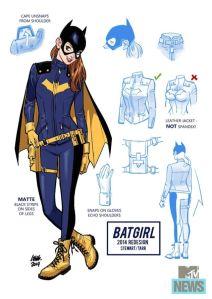New Batgirl
